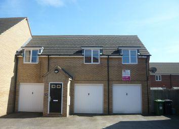 Thumbnail 2 bedroom flat to rent in Coriander Road, Downham Market