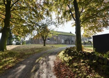 Thumbnail 4 bed farmhouse for sale in Belmont Road, Ipstones, Stoke-On-Trent