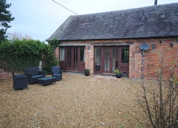 Thumbnail 3 bed barn conversion to rent in Royal Oak Farm, Bletchley, Market Drayton
