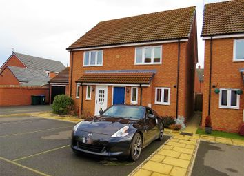 Thumbnail 2 bedroom semi-detached house for sale in Auburndale Avenue, Bannerbrook, Coventry