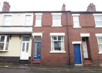Thumbnail 3 bed terraced house for sale in Hill Street, Newcastle-Under-Lyme