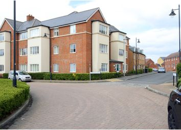 Thumbnail 2 bed flat for sale in Hayburn Road, Swindon