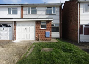 Thumbnail 4 bed end terrace house to rent in St. Francis Place, Havant