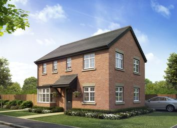 "Thumbnail 4 bed detached house for sale in ""The Clandon Plus"" at Lightfoot Green Lane, Lightfoot Green, Preston"
