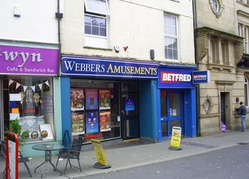 Thumbnail Retail premises for sale in Pool St, Caernarfon
