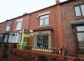 Thumbnail 2 bed terraced house for sale in Normanby Street, Morris Green, Bolton, Lancashire.