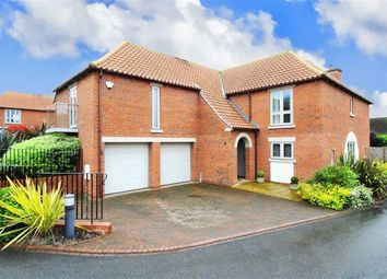 Thumbnail 4 bed detached house for sale in Oak Tree Court, Tollerton, Nottingham