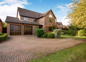 Thumbnail 4 bed detached house for sale in Holly Spring Lane, Bracknell
