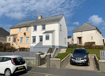 Thumbnail 3 bed semi-detached house for sale in Carnfield Road, Lerwick