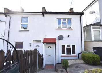 Thumbnail 2 bed end terrace house to rent in Whitehorse Road, Croydon