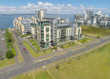 Thumbnail 3 bed flat to rent in Western Harbour Drive, Leith