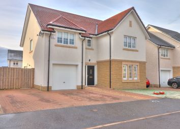 Thumbnail 5 bedroom detached house for sale in Alnwick Drive, Cumbernauld, Glasgow