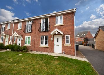 3 bed end terrace house for sale in Quintus Place, North Hykeham, Lincoln, Lincolnshire LN6