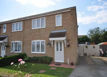 Thumbnail 3 bed semi-detached house for sale in Honywood Way, Kirby Cross