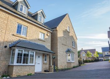 Thumbnail 4 bed semi-detached house for sale in Lytham Park, Oundle