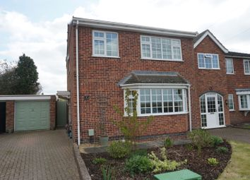 Thumbnail 4 bedroom detached house for sale in The Pinfold, Newton Burgoland