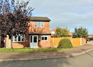 Thumbnail 4 bed detached house for sale in Cowley Way, Kilsby