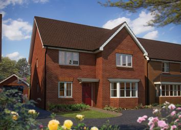 Thumbnail 4 bed detached house for sale in Circus Croft, Drakes Broughton, Pershore