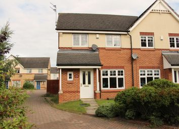 Thumbnail 3 bed semi-detached house for sale in Mill Chase Road, Wakefield