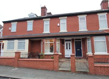 Thumbnail 3 bed terraced house for sale in Wellington Street West, Salford