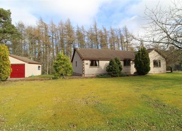 Thumbnail 5 bedroom detached bungalow for sale in Tigh An Tobair, South Clunes, Kirkhill