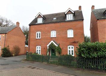 Thumbnail 5 bed detached house for sale in Sandbrook Close, Hinstock, Market Drayton
