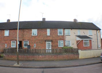 Thumbnail 3 bed town house for sale in Harringworth Road, Leicester