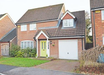 Thumbnail 3 bed detached house for sale in Badger Close, Four Marks, Alton, Hampshire