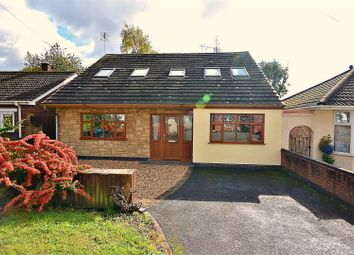 Parrotts Grove, Hawkesbury, Coventry CV2. 4 bed detached bungalow for sale
