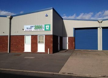 Thumbnail Light industrial to let in Enterprise Trading Estate Brierley Hill, West Midlands