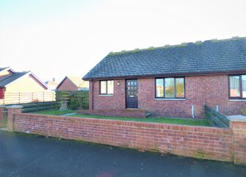 Thumbnail 2 bed semi-detached bungalow for sale in Dunedin Road, Eastriggs, Annan