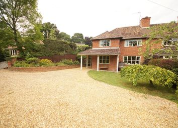 Thumbnail 3 bed semi-detached house for sale in St. Stephens Close, Up Nately, Hook