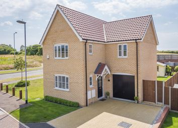 Thumbnail 3 bed detached house for sale in Emma Girling Close, Hadleigh