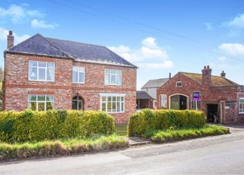 Thumbnail 4 bed detached house for sale in Ousefleet, Goole