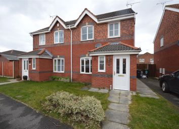 Thumbnail 3 bed semi-detached house to rent in Chesham Court, Ellesmere Port
