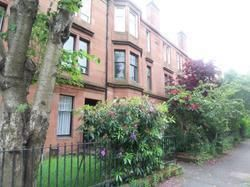 Thumbnail 3 bed flat to rent in Lawrence Street Flat 0/2 At 37, Glasgow