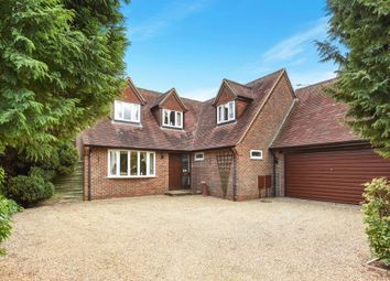 Thumbnail 4 bed detached house for sale in Mill Lane, Weston Turville
