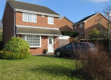 Thumbnail 3 bed detached house for sale in Cheviot Close, Arnold, Nottingham
