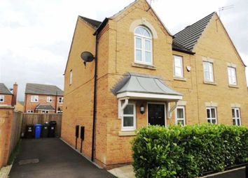 Thumbnail 3 bed semi-detached house for sale in Baroness Road, Audenshaw, Manchester