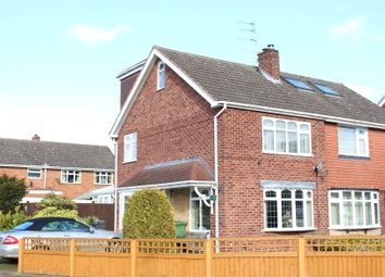 Thumbnail 3 bed semi-detached house to rent in Van Diemans, Wombourne