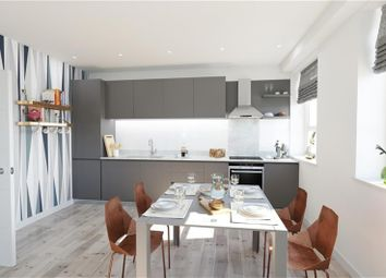 Thumbnail 2 bed flat for sale in 24 White Lion Close, London Road, East Grinstead