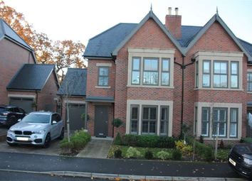 Thumbnail 4 bed semi-detached house to rent in Stanley Terrace, Knutsford Road, Alderley Edge