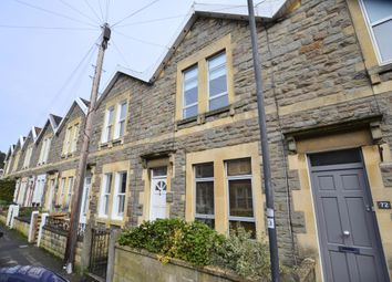 Thumbnail 2 bed terraced house for sale in Hungerford Road, Bath