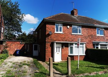 Thumbnail 3 bed semi-detached house to rent in Tait Avenue, Edlington, Doncaster