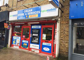 Thumbnail Retail premises for sale in Lewisham SE4, UK