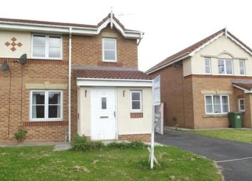 Thumbnail 4 bed semi-detached house to rent in Telford Drive, St. Helens