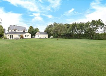 Thumbnail 4 bed detached house for sale in Foddington, Babcary, Somerton, Somerset