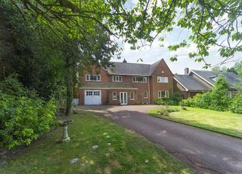 Thumbnail 5 bedroom detached house for sale in Wergs Road, Tettenhall, Wolverhampton