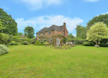 Thumbnail 5 bed detached house for sale in Sauncey Wood, Harpenden