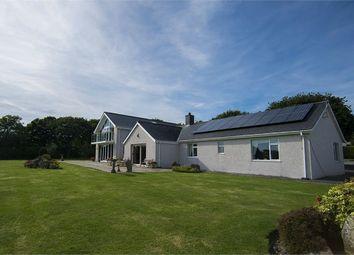 Thumbnail 5 bed detached house for sale in Swn Y Mor, Chwilog, Pwllheli, Gwynedd